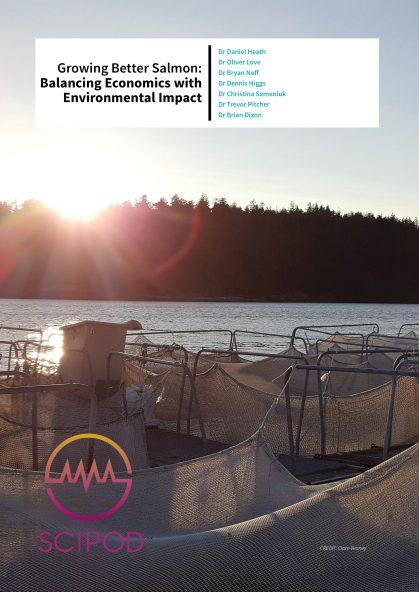 Growing Better Salmon Balancing Economics with Environmental Impact
