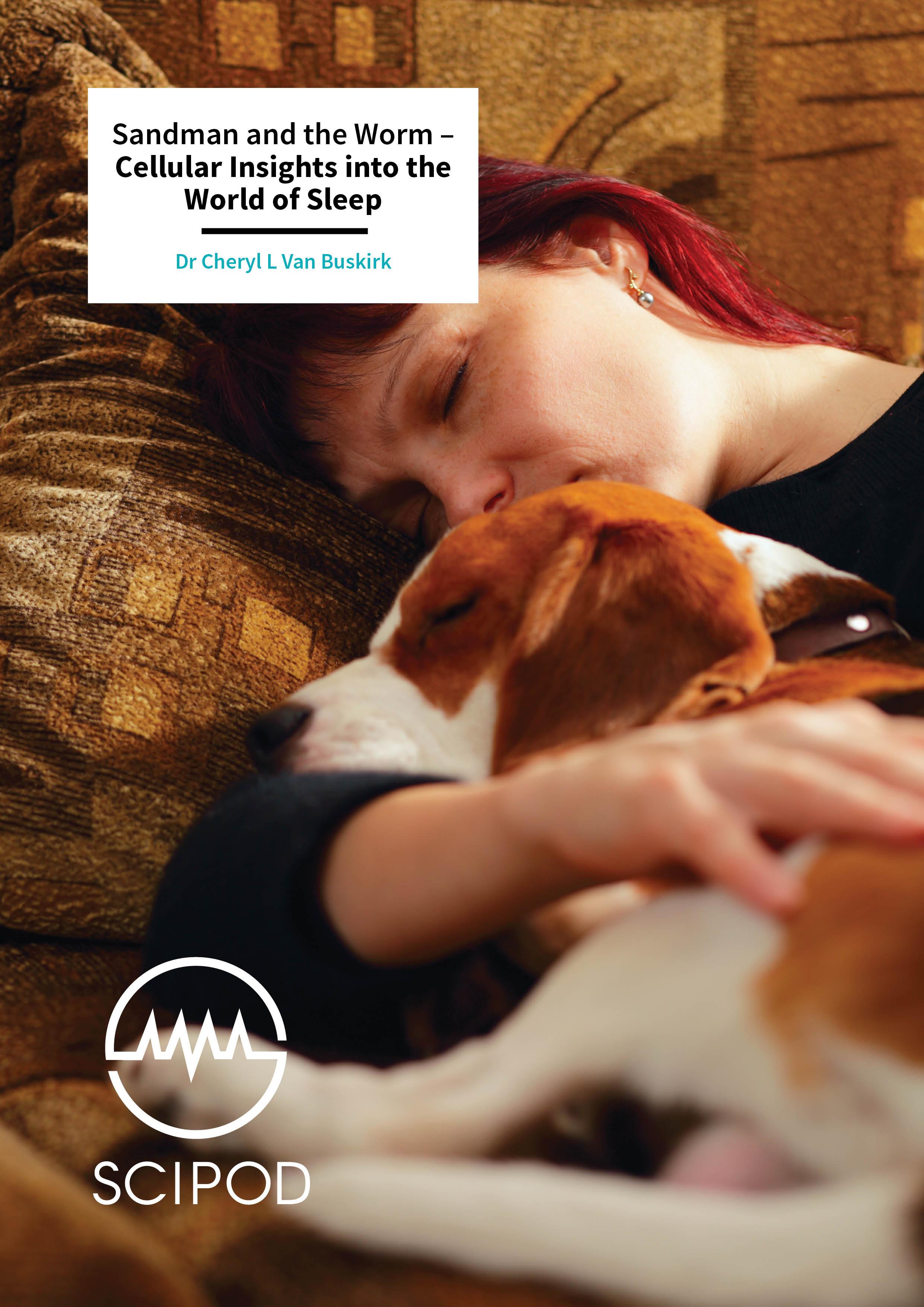Sandman and the Worm, Cellular Insights into the World of Sleep – Dr Cheryl L Van Buskirk, California State University Northridge