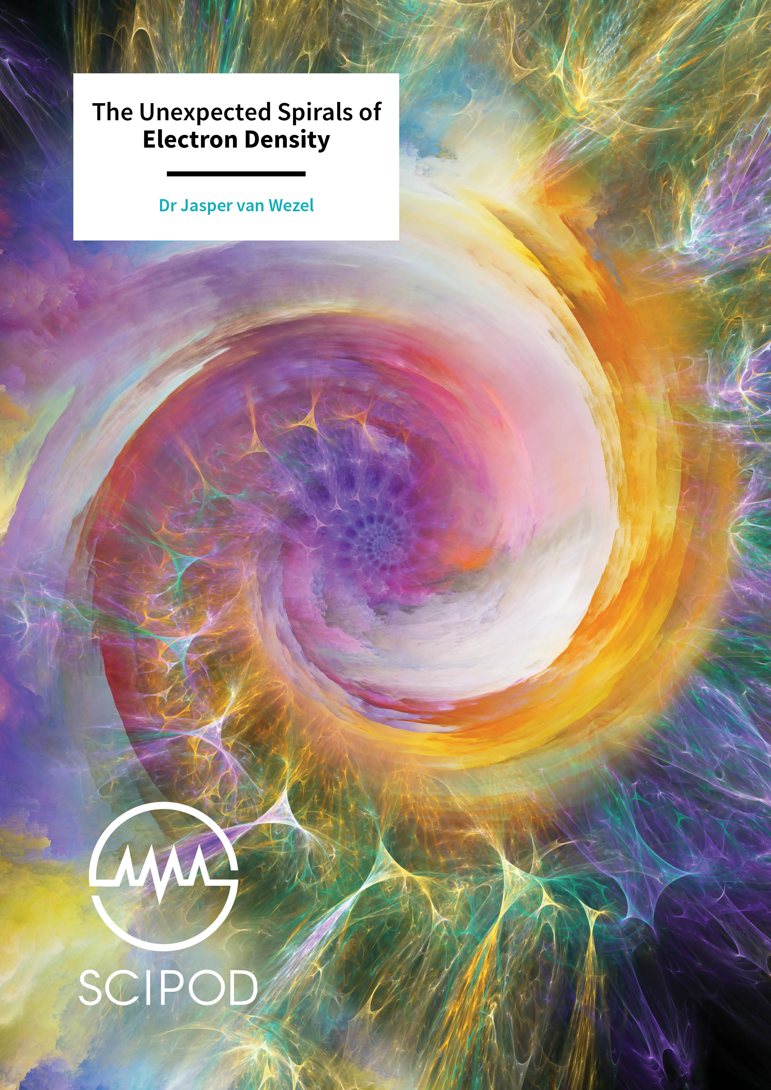 The Unexpected Spirals of Electron Density – Dr Jasper van Wezel, University of Amsterdam