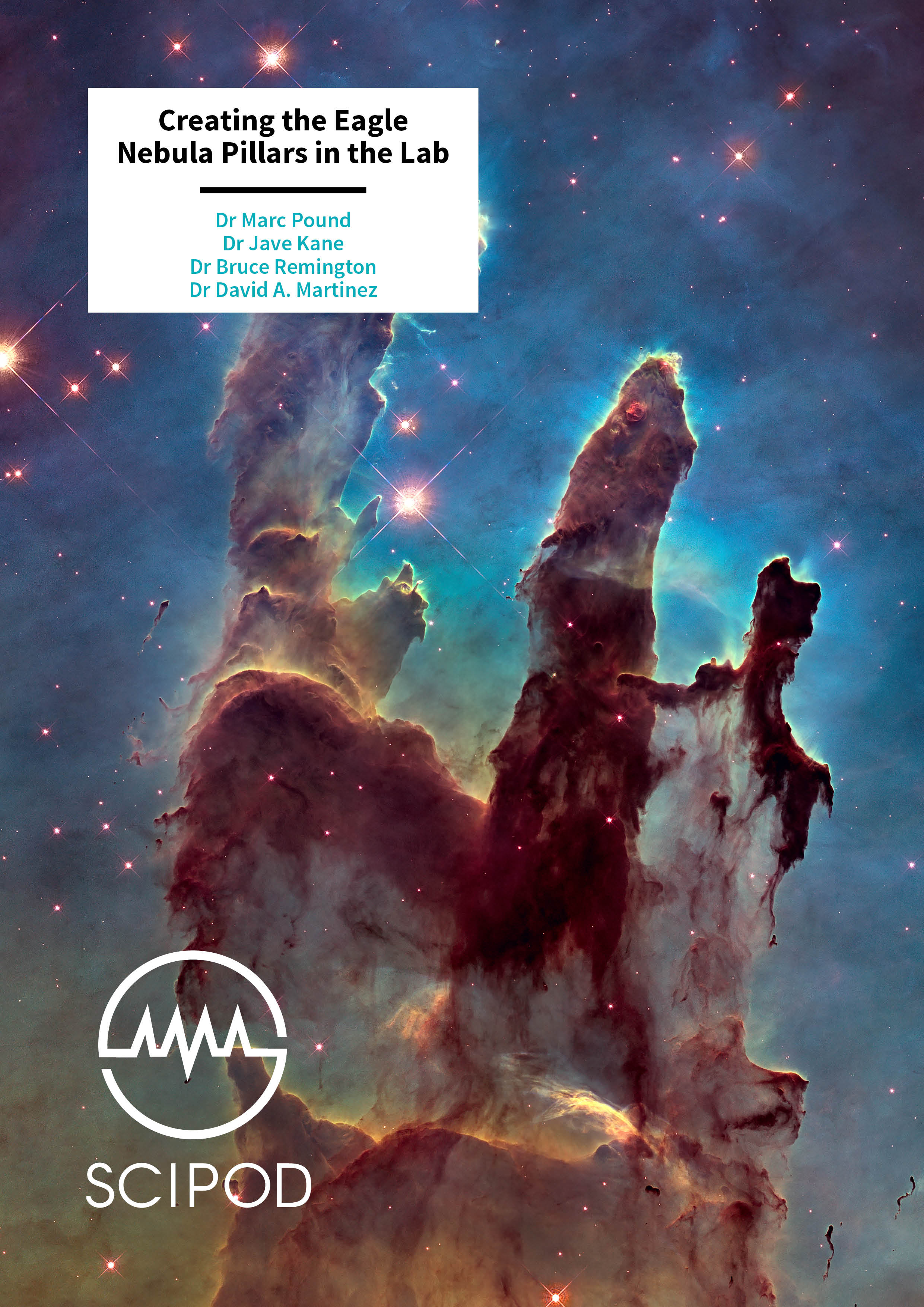 Creating the Eagle Nebula Pillars in the Lab – Drs Marc Pound, Jave Kane, Bruce Remington, David A. Martinez