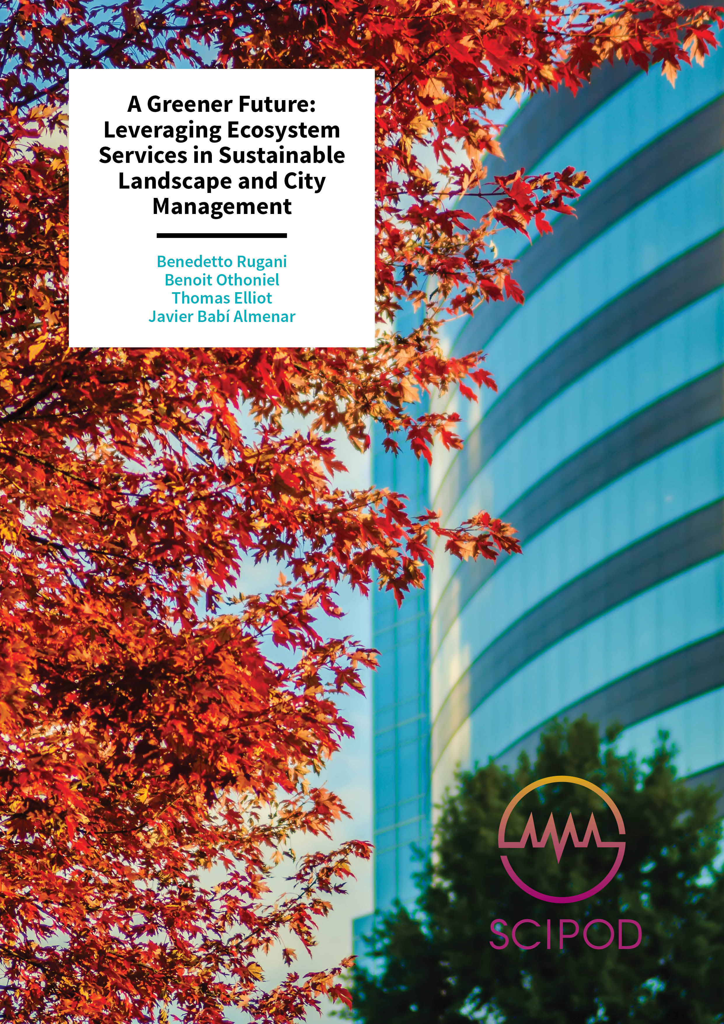 A Greener Future: Leveraging Ecosystem Services in Sustainable Landscape and City Management – Luxembourg Institute of Science and Technology