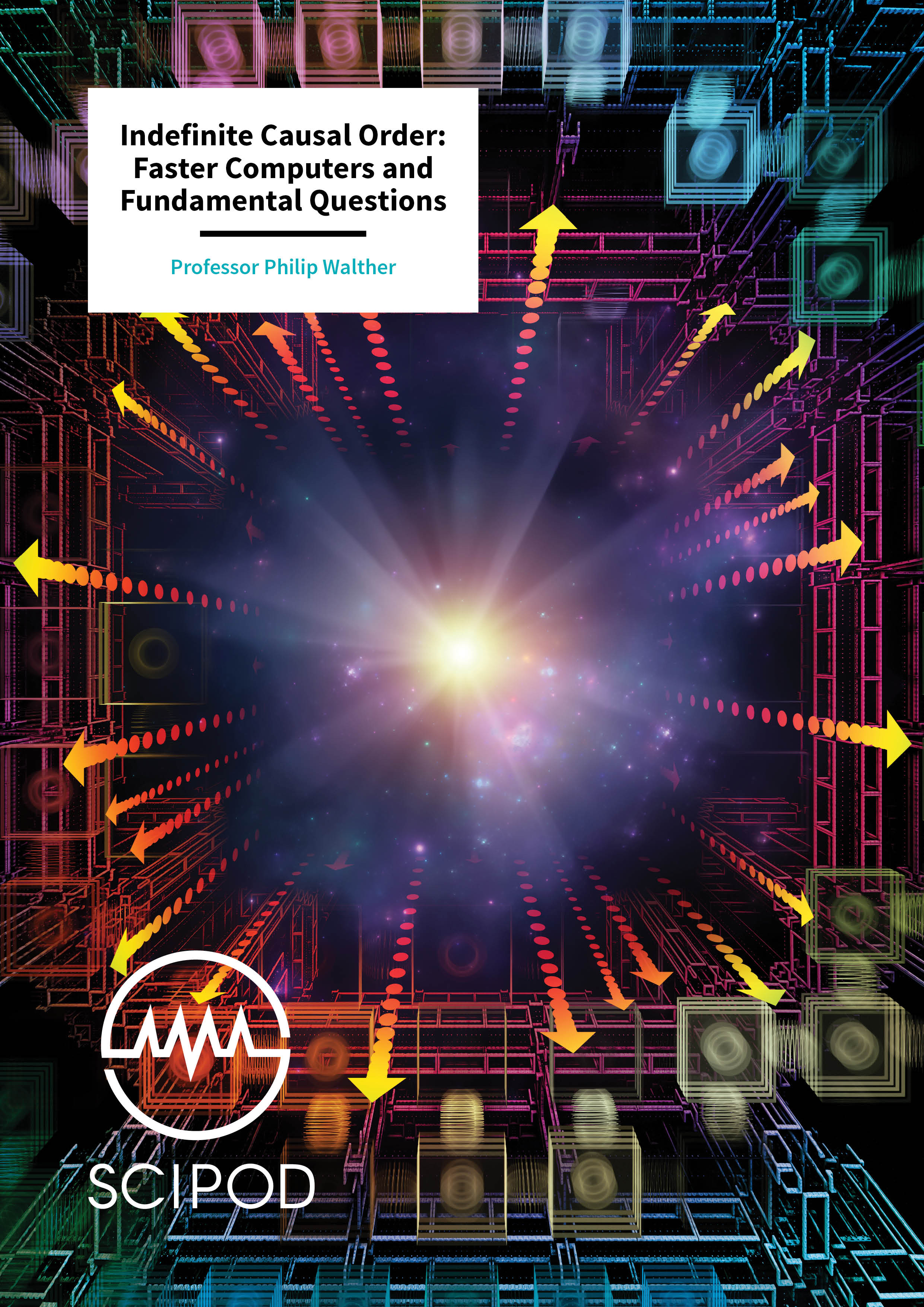 Indefinite Causal Order, Faster Computers and Fundamental Questions – Professor Philip Walther, University of Vienna