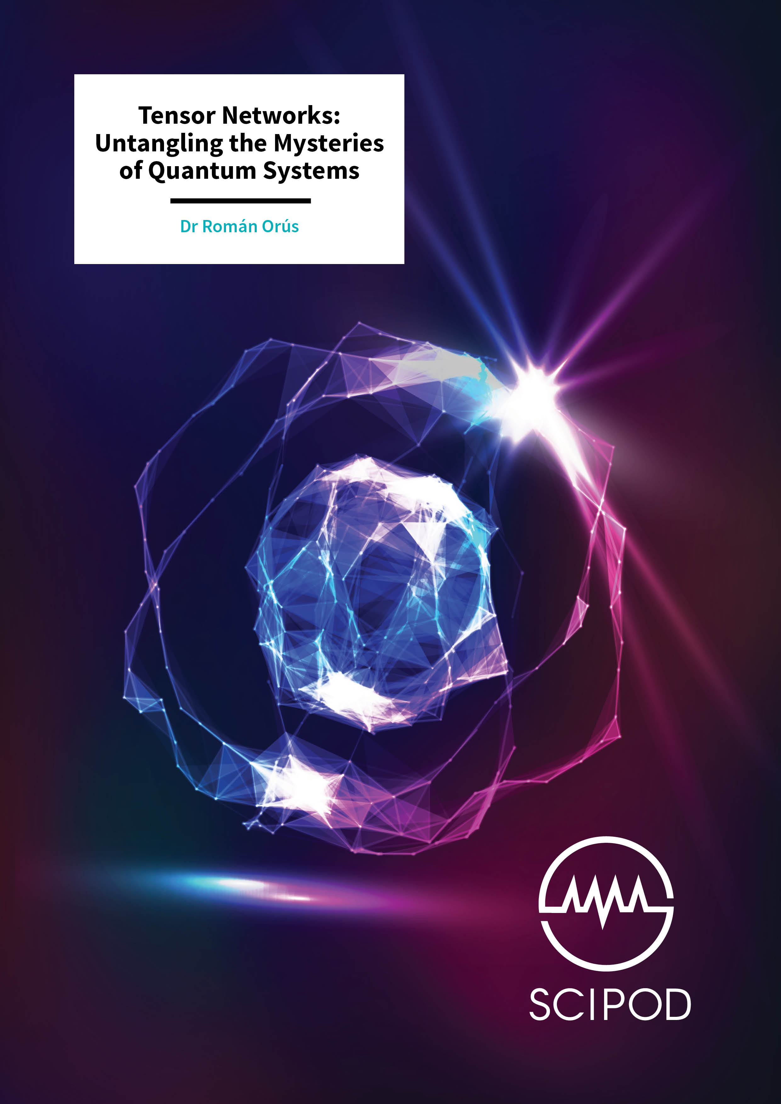 Tensor Networks Untangling the Mysteries of Quantum Systems – Dr Román Orús, Johannes Guttenberg Universität
