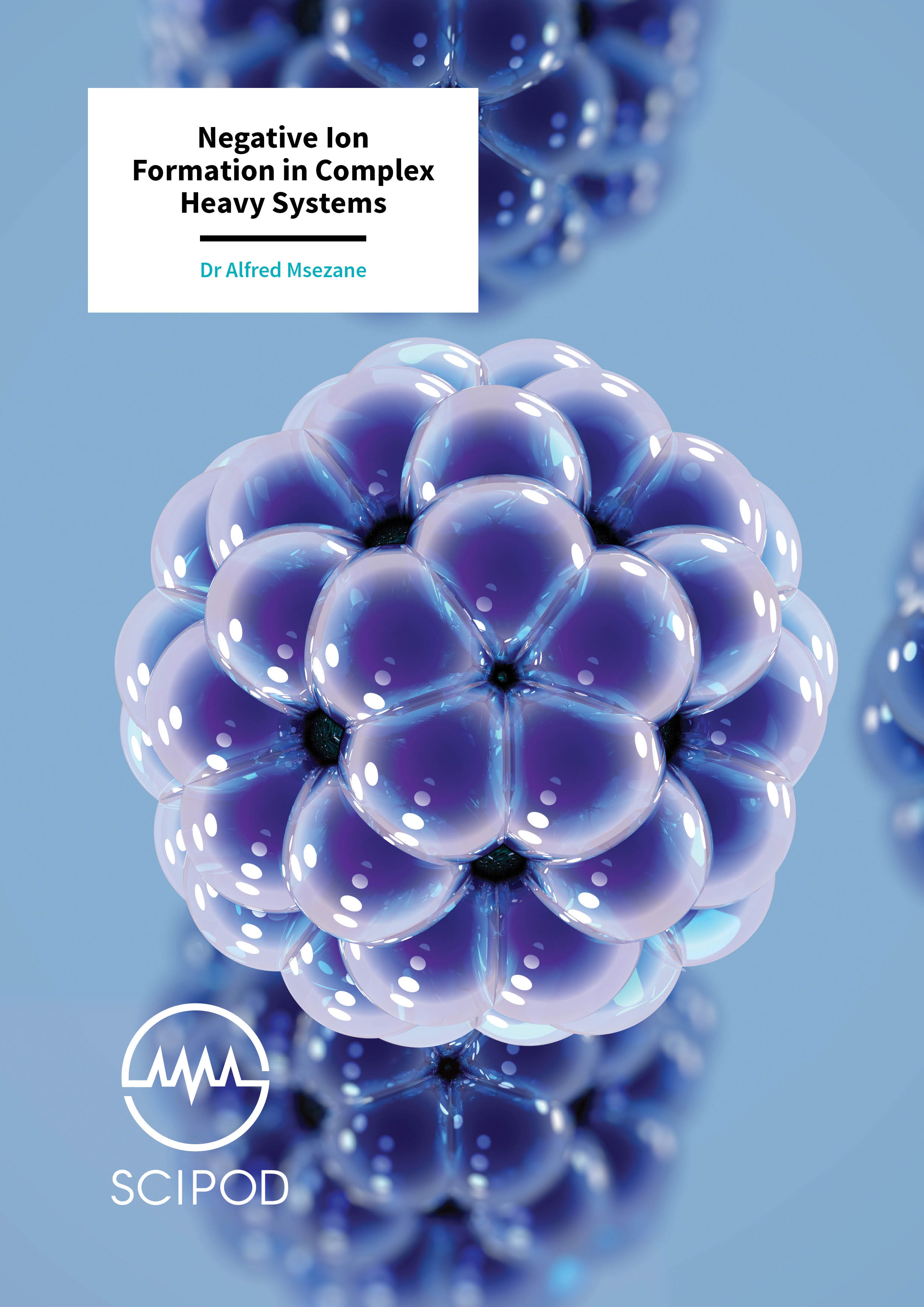 Negative Ion Formation in Complex Heavy Systems – Dr Alfred Msezane, Clark Atlanta University