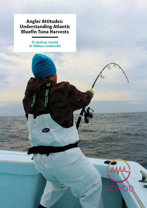 Angler Attitudes, Understanding Atlantic Bluefin Tuna Harvests – Drs Andrew Scheld & William Goldsmith, Virginia Institute of Marine Science