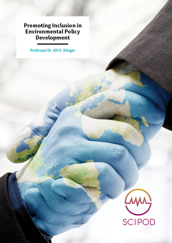 Promoting Inclusion in Environmental Policy Development – Professor Dr Jill H. Slinger, Delft University of Technology