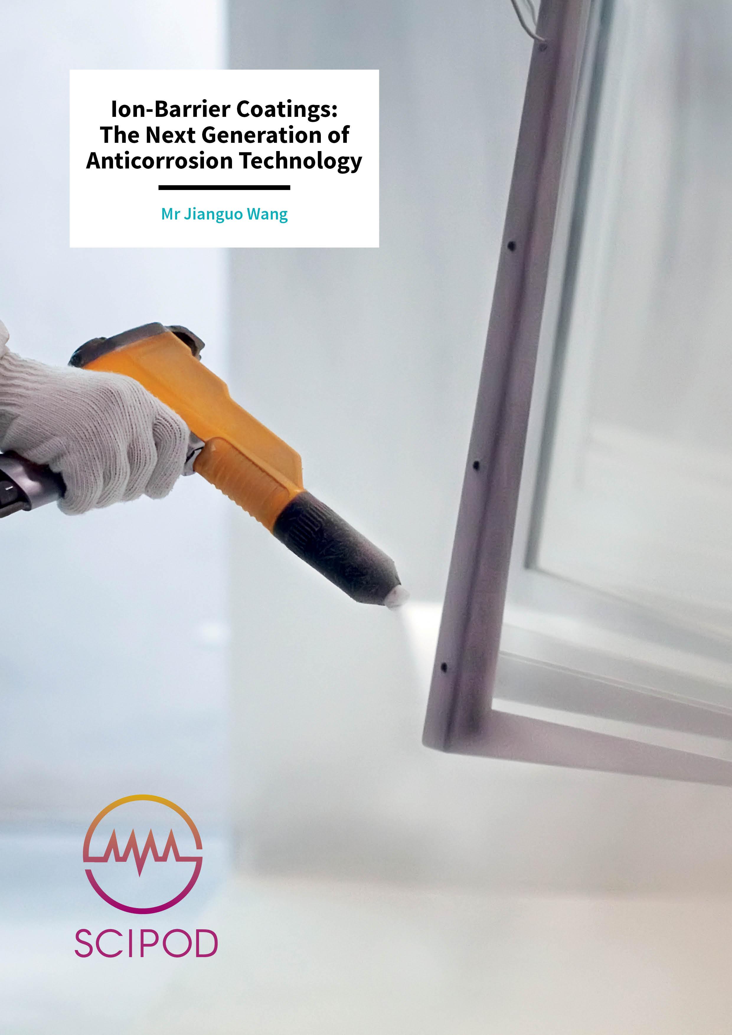 The Next Generation Of Anticorrosion Technology – Jianguo Wang, AnCatt