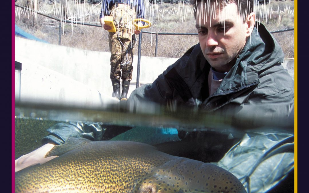 Dr Ken Overturf – Securing a Sustainable Future for Aquaculture
