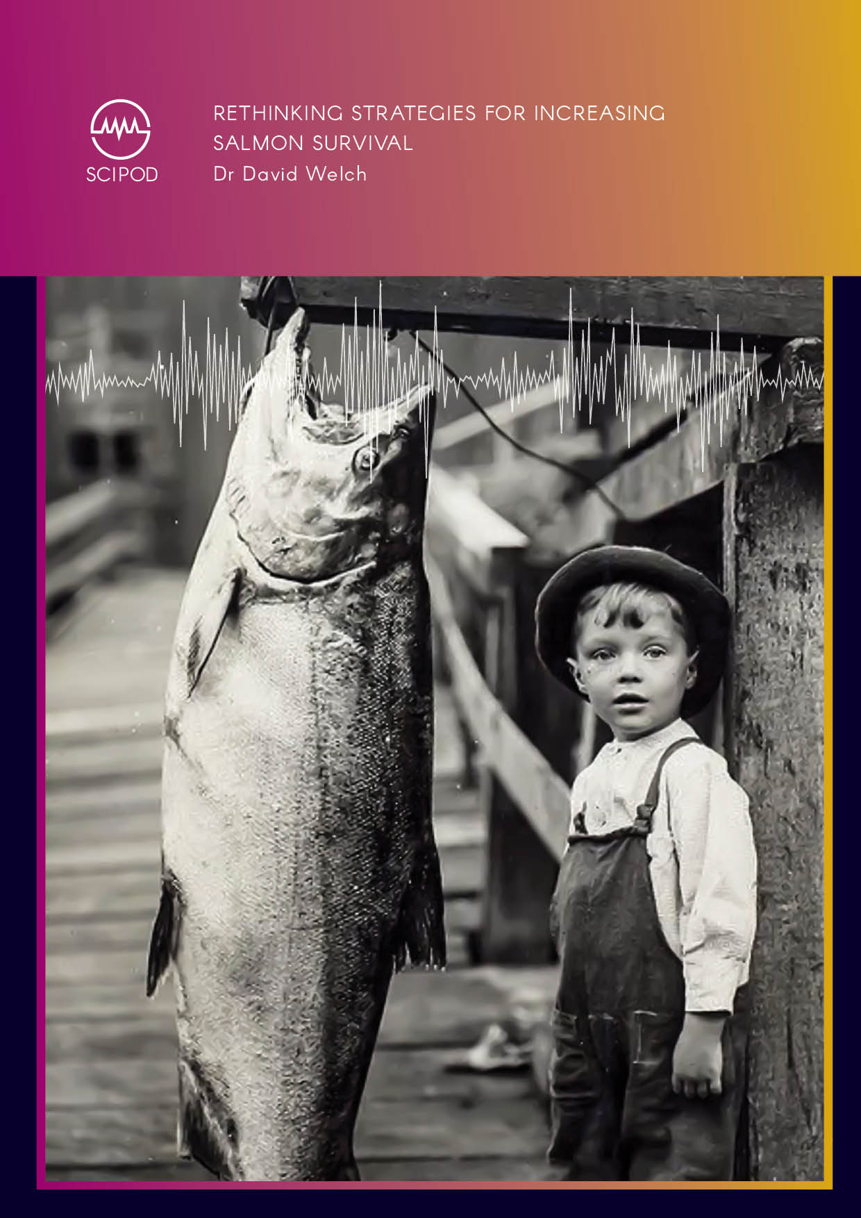 Rethinking Strategies For Increasing Salmon Survival – Dr David Welch, Kintama Research Services