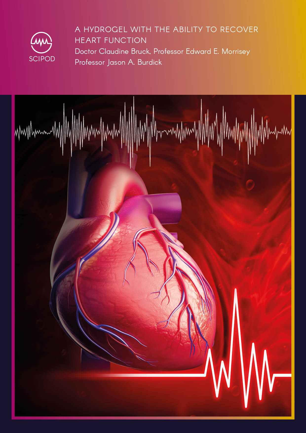 A Hydrogel with the Ability to Recover Heart Function