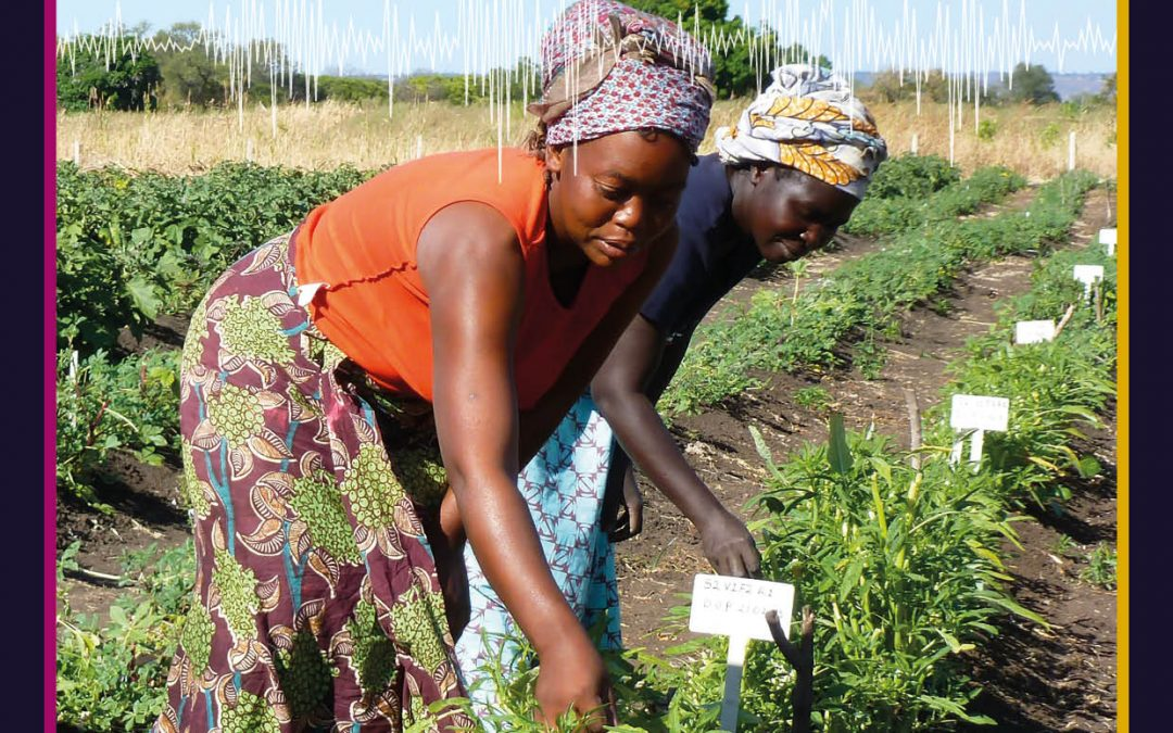 Building Community Resiliency through Horticultural Innovation